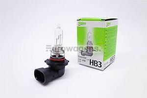 Valeo 9005 HB3 12V 60W P20d Yellow Bulb x 1 Headlight Headlamp Fog Spot Light