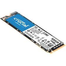 Crucial P2 Unidad De Estado Sólido de 1 TB-interno-PCI Express NVMe