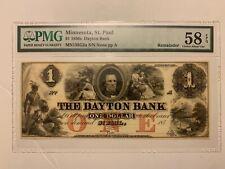 1850s Dayton Bank $1
