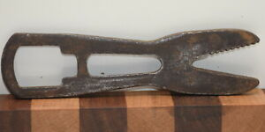 """Vintage 5-1/2"""" J. A. Roebling No. 1 Alligator Wrench (INV K386)"""