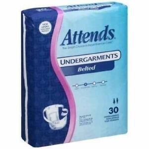 Attends Belted Undergarments