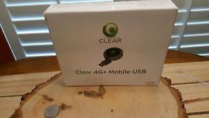 Clear 4G+ Mobile USB: Series S (PLCW250U34)