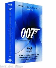 3 x JAMES BOND 007 auf 3 Blu-ray Discs (Dr. No) NEU+OVP