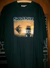 GENUINE SCANIA R SERIES TOPLINE  T SHIRT OFFICIAL MERCHANDISE.