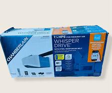 1-1/4 HP Equivalent Chamberlain Drive Smart Garage Door Opener Battery NEW !