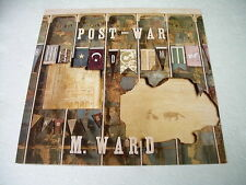 LP M. WARD POST- WAR VINYL she & him