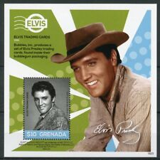 Grenada 2018 MNH Elvis Presley His Life in Stamps 1v S/S II Music Celebrities