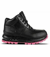 Nike YOUTH Air Max Goadome Black/Hyper Pink SIZE 5.5Y FITS WOMEN'S 7 NEW RARE