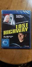 Lost Highway (Blu-Ray) David Lynch Bill Pullman Patricia Arquette CULT CLASSIC