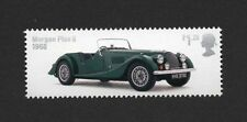 United Kingdom Single Transports Postal Stamps
