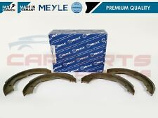 FOR BMW 1 2 3 4 SERIES REAR HANDBRAKE PARKING BRAKE SHOES PREMIUM MEYLE GERMANY
