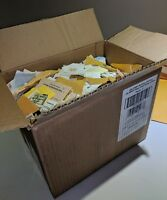 Stamp Pickers Canada Bulk Stamps Wholesale Box Lot On Paper Used KGV-QEII 4lb+