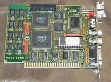 Video/7 EGA card works on 8-bit PC XT computer