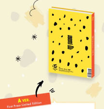 Twice Special Album Knock  A Yellow Version CD+Photobook+Sticker+Lyrics(No card)