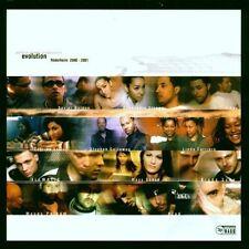Moses Pelham Evolution-Rödelheim 2000-2001 (v.a.: Xavier Naidoo..) [2 CD]