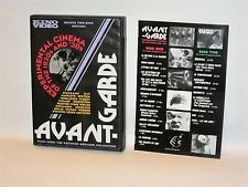 Avant Garde: Experimental Cinema of the 1920s and 30s (DVD, 2-Disc Set)