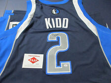 Jason Kidd Signed Dallas Mavericks Jersey /#2 Overall Pick in the 1994 NBA Draft