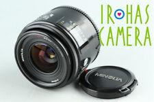 Minolta AF 28mm F/2.8 Lens for Minolta AF #33125 F4