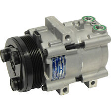 New A/C Compressor With Clutch Air Conditioning Pump 1 Year Warranty