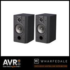 BRAND NEW Wharfedale Vardus 100 VR-100 Bookshelf Speakers (PAIR) RRP $449.99