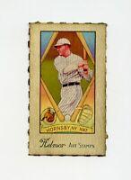 RARE HELMAR Baseball Card: #259 ROGERS HORNSBY St. Louis Cardinals (set break)