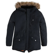 "PEPE JEANS: PARKA ""RANDY"",GRAPHIT pb400605/172"