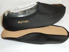Bleyer Voltigierschuhe Schläppchen Gymnastikschuhe 3842 black KL