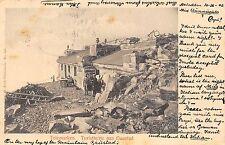 C4957) NORVEGIA, TELEMARKEN TURISTHYTTE PPA GAUSTAD VG IL 11/9/1903.