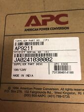 APC AP9211 MasterSwitch 8-Outlet Power Distribution Unit.  NEW