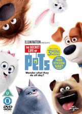 The Secret Life of Pets DVD (2016) Chris Renaud
