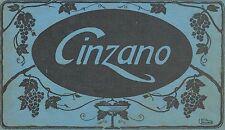 Y9795 CINZANO - Pubblicità d'epoca - 1924 Old advertising