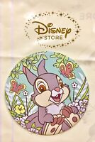 ✨DISNEY✨ STORE JAPAN OFFICIAL GOODS - THUMPER HUGE BUTTON BADGE 78MM