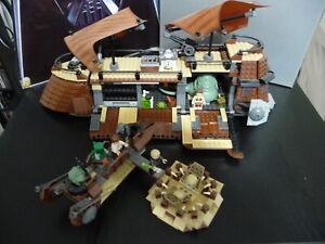 LEGO STAR WARS 6210 Jabba's Sail Barge