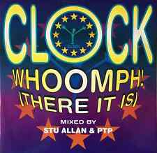 """CLOCK - Whoomph! (There It Is) (12"""") (G-VG/VG+)"""