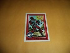 Crimson Guard Immortal #126 - GI Joe Series1 Impel Hasbro 1991 Base Trading Card