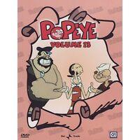 DVD POPEYE VOL.13 8032807006444