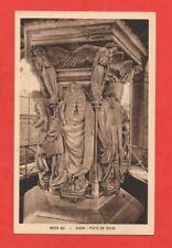 DIJON - Le Puits de Moïse - Moïse et David   (C1513)