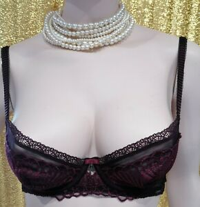 Marks & Spencer Autograph Swiss Designed embroidery Bra