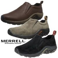Merrell Jungle Moc Men's Sports Moccasins Trainers ✅ FREE NEXT DAY UK SHIPPING ✅