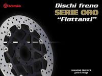 DISCO FRENO ANTERIORE BREMBO ORO TIPO FLOTTANTE TRIUMPH 675 STREET TRIPLE R 07>