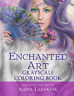 Lazareva Alena-Enchanted Art Grayscale Color (US IMPORT) BOOK NEW