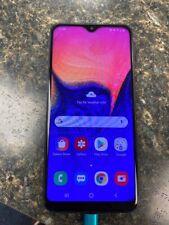 Used SAMSUNG GALAXY A10E Cell Smart Phone Metro PCS (QUC006823)