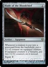 BLADE OF THE BLOODCHIEF Zendikar MTG Artifact — Equipment Vampire RARE