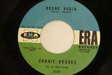 Donnie Brooks:  Round Robin / Doll House [Unplayed Copy]