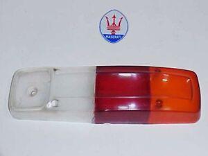 Maserati Mistral Rear Tail Lamp Brake Light Lense OEM LENS