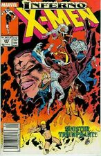 Uncanny X-Men # 243 (Marc Silvestri) (Inferno) (USA, 1989)