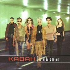 La Vida Que Va by Kabah (CD, Mar-2002, WEA Latina)