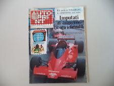 AUTOSPRINT 9/1978 RENAULT ELF RS-01/GP F1 SUDAFRICA/VUELTA RALLY ARGENTINA