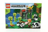 Lego Minecraft Set 21158 The Panda Nursery New In Box - NISB