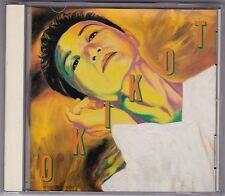 Tokiko Kato - Tokiko - CD (1988 CBS/Sony 32DH 5108 Japan)